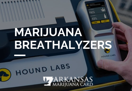 Marijuana Breathalyzer's Could Be Seen In 2020