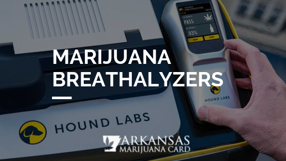 Marijuana Breathalyzer Device Hound Labs