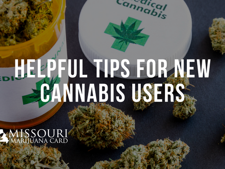 8 Tips For Cannabis Beginners