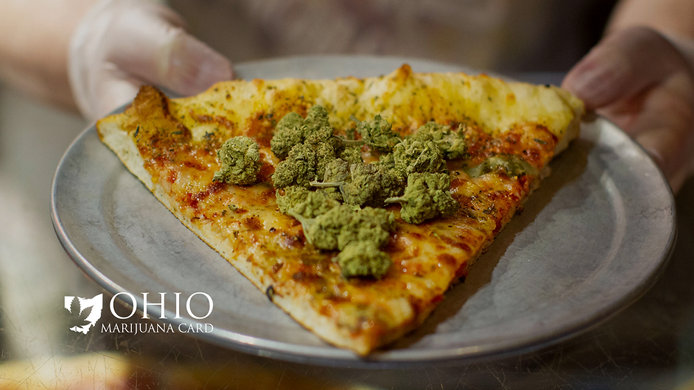 how to make cannabis pizza