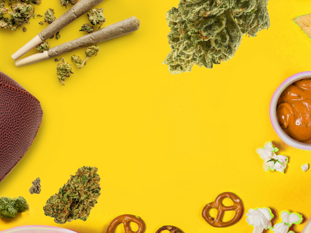 The Best Cannabis Strains for Super Bowl Sunday