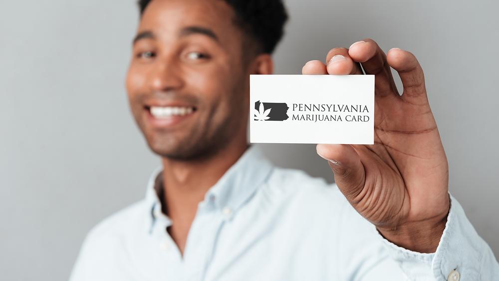 how to get a pennsylvania marijuana card