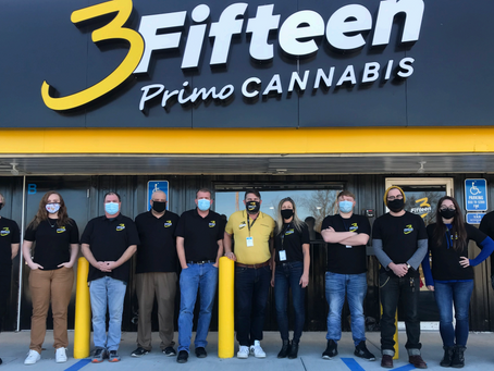 First Dispensary Opens in Columbia, Missouri