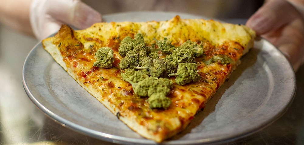 Marijuana Munchies