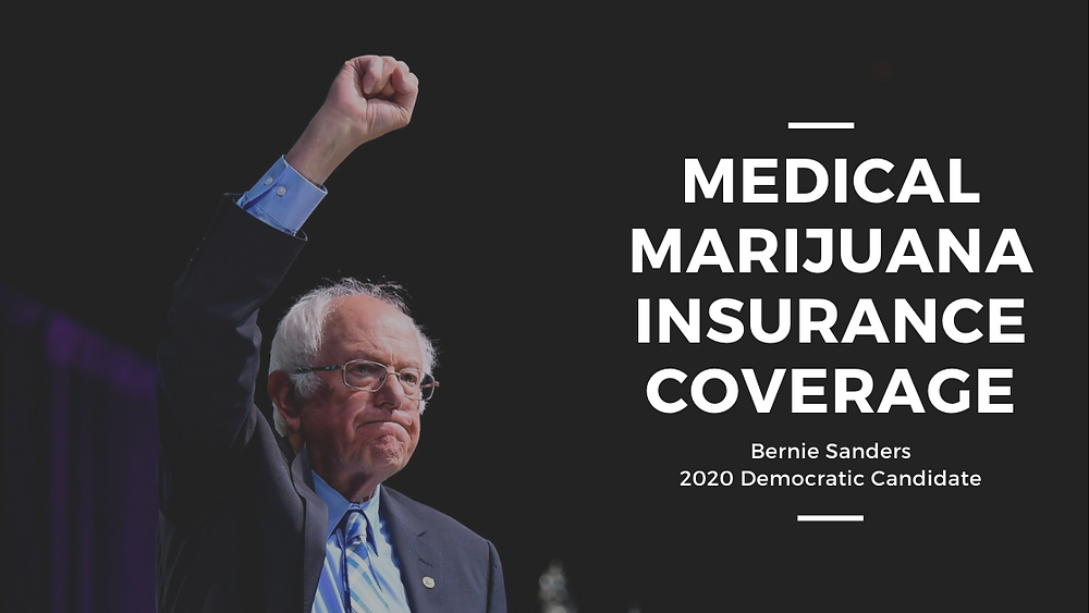 Bernie Sanders Medical Marijuana