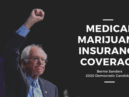 "Politician Bernie Sanders Considers Including Medical Marijuana Coverage in ""Medicare for All"""