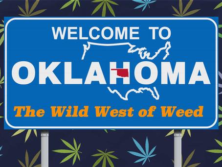 Patients Can Use Their Arkansas Medical Marijuana Cards At Oklahoma Dispensaries