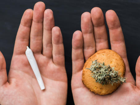 To Inhale or Ingest? What You Need to Know to Make the Right Decision