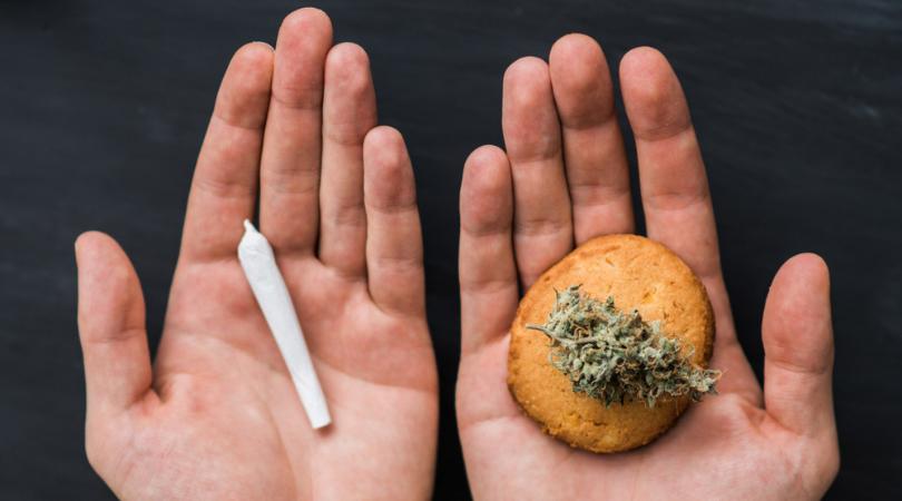 Smoking vs Edibles Marijuana