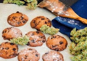 Making homemade cannabis edibles