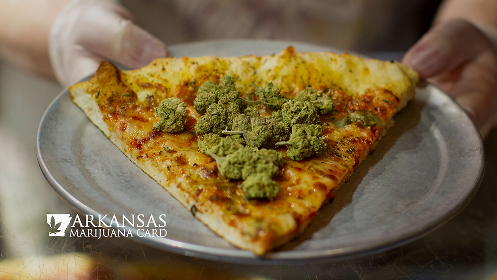 how to make marijuana pizza