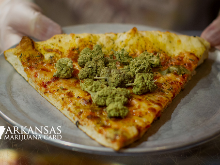 How to Make Marijuana-Infused Pizza