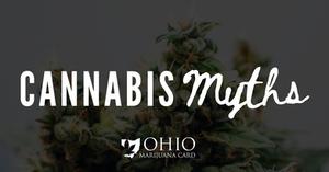 Common Marijuana Myths