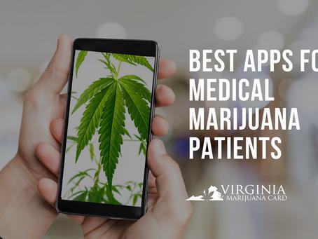 Top Apps Every Medical Marijuana Patient Needs To Download
