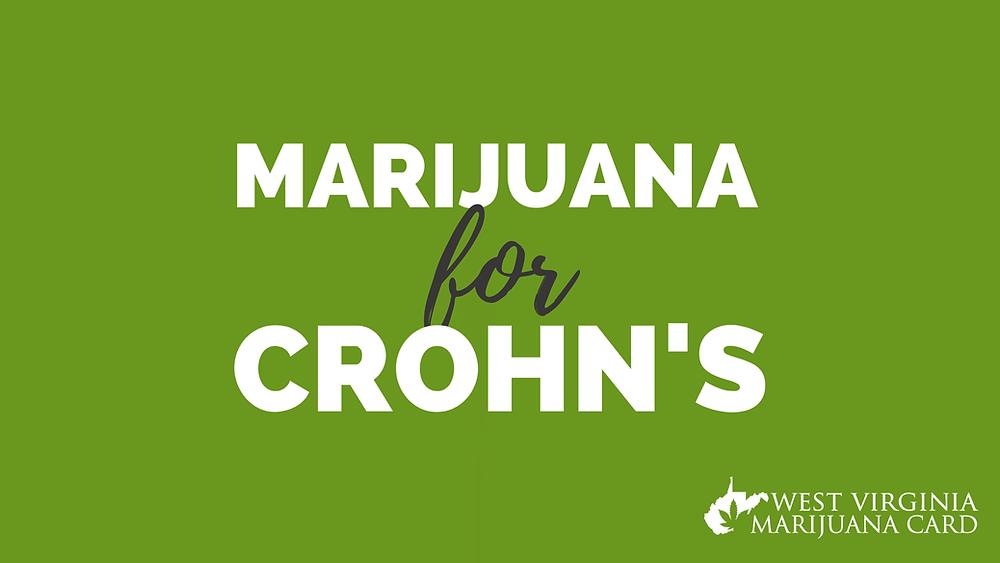medical marijuana for crohn's disease