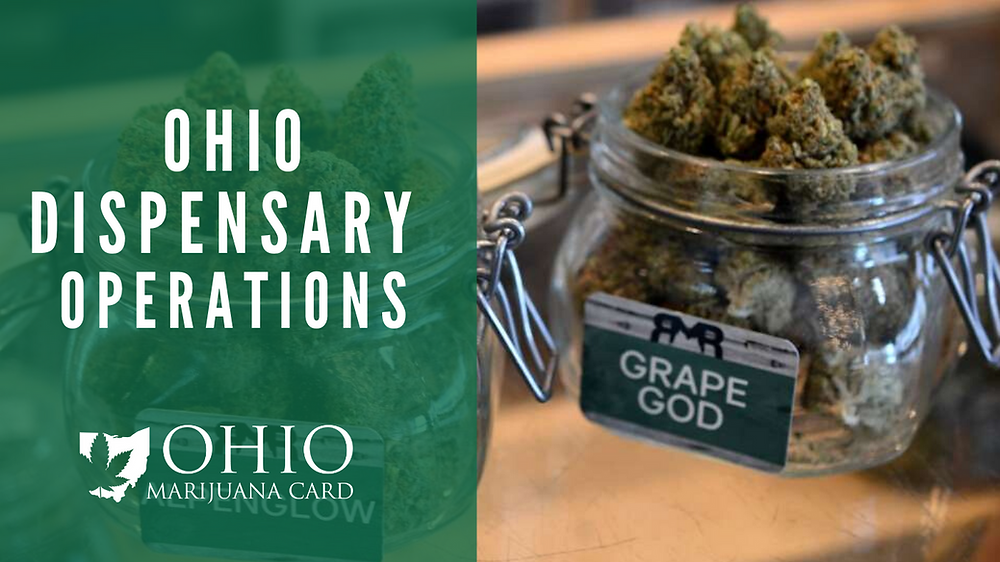 Ohio Marijuana Dispensaries COVID-19