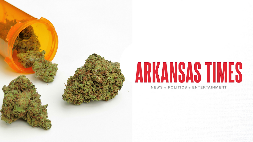 Arkansas Times marijuana