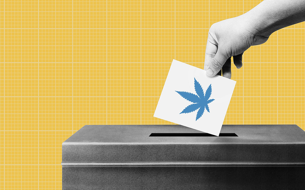 Missouri Marijuana Legalization Ballot
