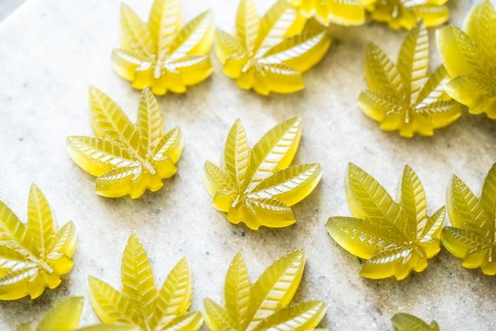 Marijuana Edible Gummy
