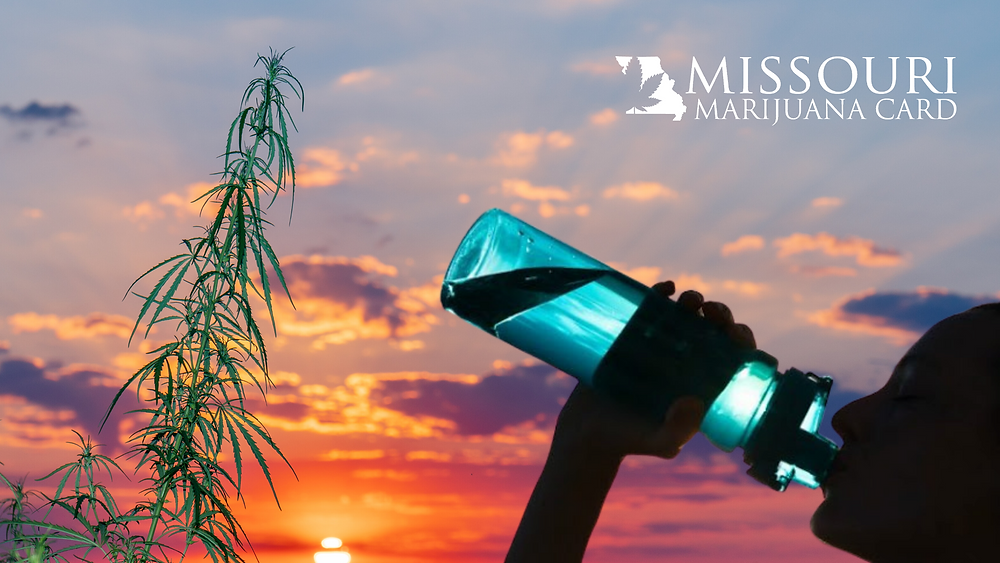 Tips for medical marijuana patients to stay hydrated