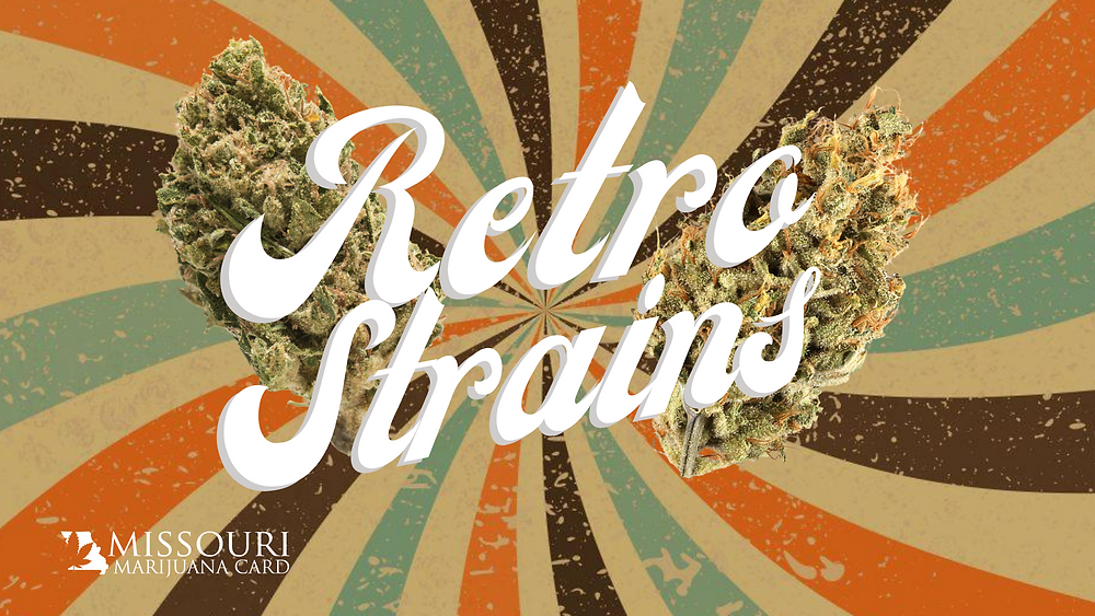 Retro Cannabis Strains
