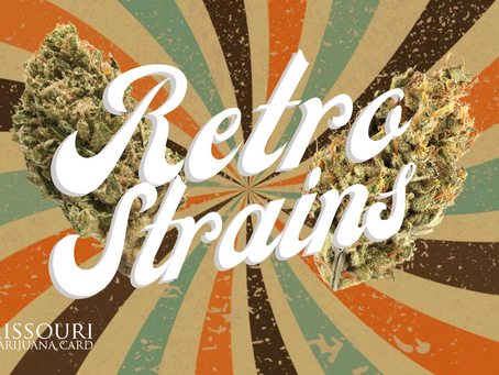 Retro Cannabis Strains That Are Still Available Today