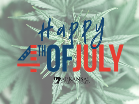 Celebrate Fourth of July with these Cannabis-Infused Dishes