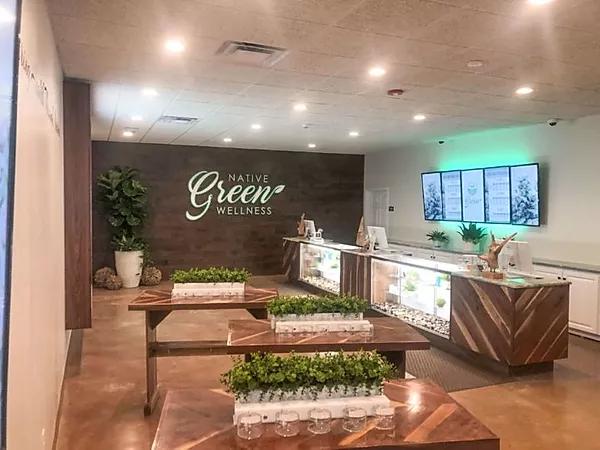 Native Green Wellness Dispensary Hensley