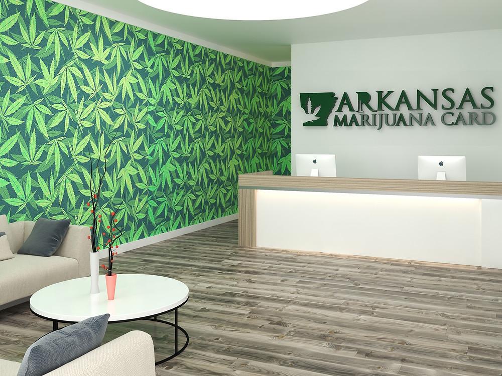 Arkansas Marijuana Card Doctor Office