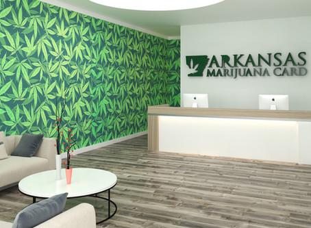 Arkansas Marijuana Card's First Clinic to Open in Fayetteville