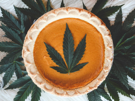 Top 5 Cannabis Strains For Thanksgiving Day