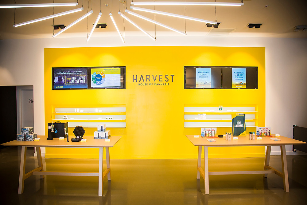 Harvest House of Cannabis Dispensary