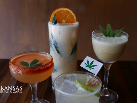 Cannabis-Infused Holiday Drink Recipes