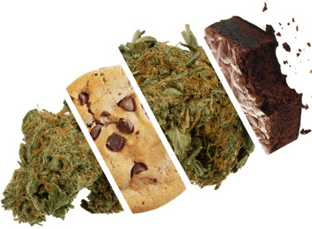 Why Can I Eat Cannabis Edibles but Not Cannabis Flower?