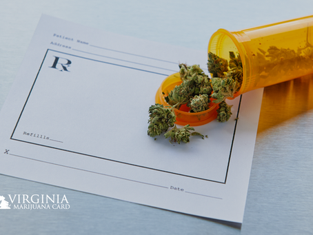 6 Things To Know About Virginia's Medical Marijuana Program