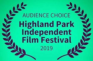 Award - Highland Park Film Fest - Audien