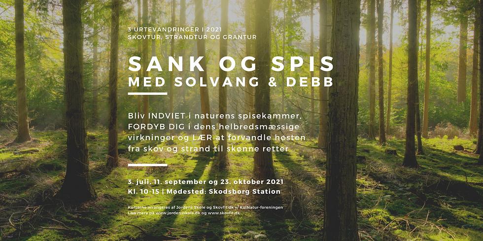 Sank & Spis med Solvang & Debb - Strandtur
