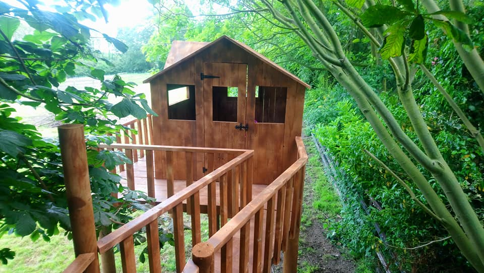Treehouse builder UK