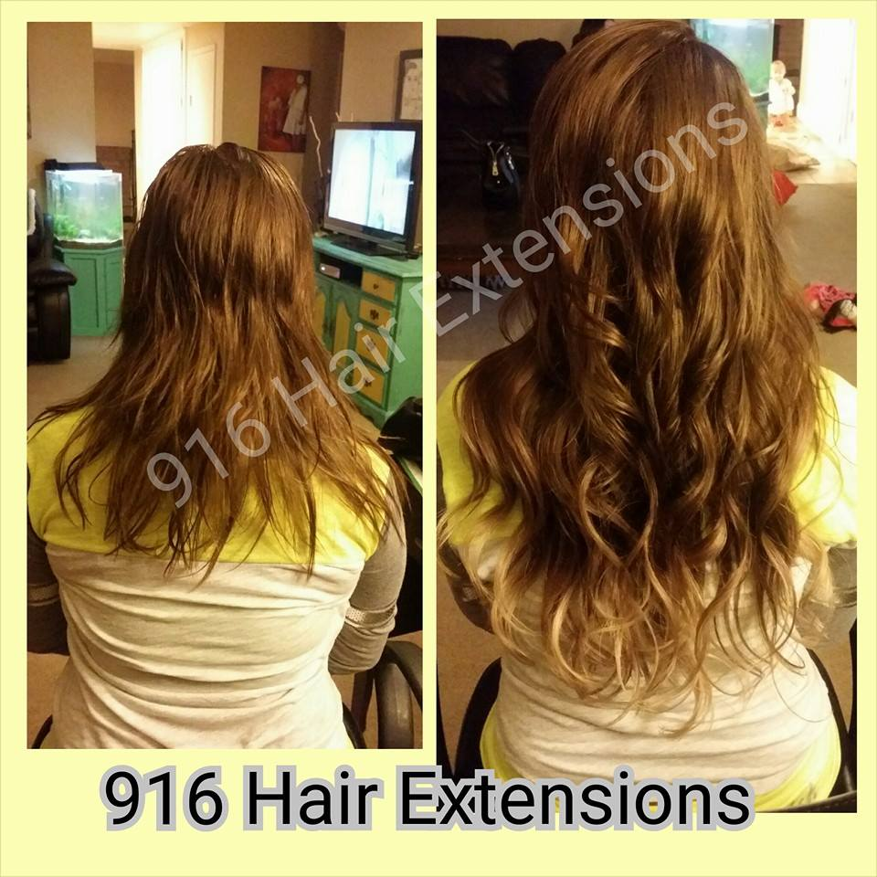 Sacramento 916 Hair Extensions By Robye
