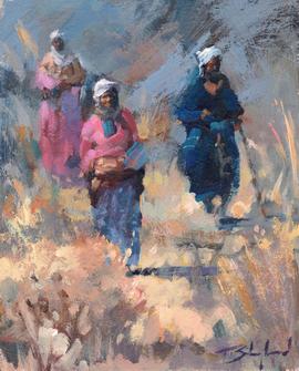 Nepali Walkers