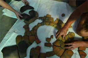 Roman Military Excavation