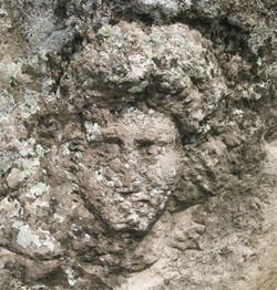 Lady of the Rock - Roman Villa Exca