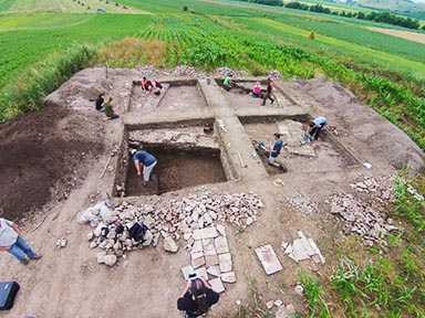 Roman Provincial Excavation