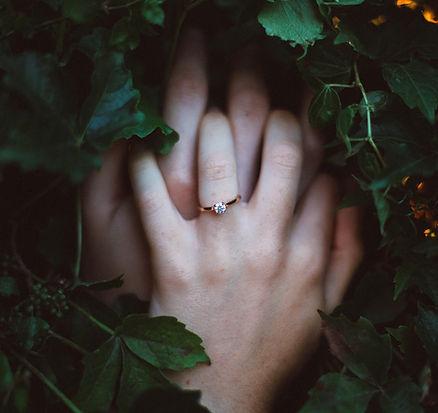 Forlovelsesring