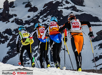 Elbrus Ski Monsters Expedition Race