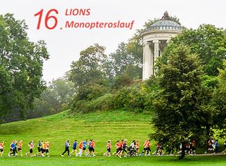 16. LIONS-Monopteroslauf