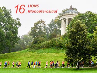 Laufcoaches.com Tipp: Monopteroslauf München