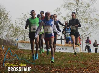 Super Cross-Lauf auf'd Alm