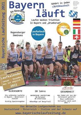 20 Jahre Bayerische Laufzeitung