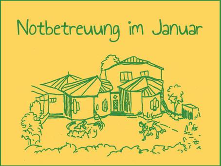 Start ins neue Jahr